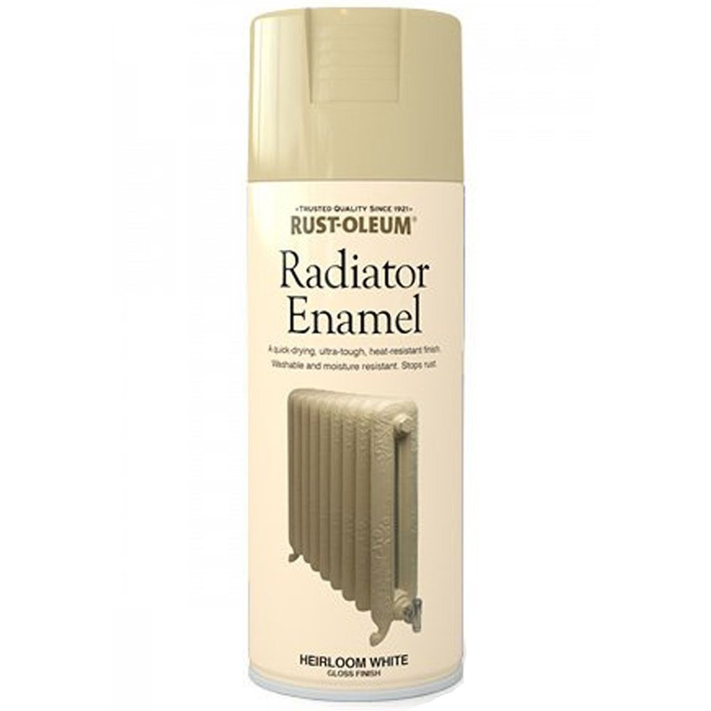 Can You Paint Radiators With Gloss Paint