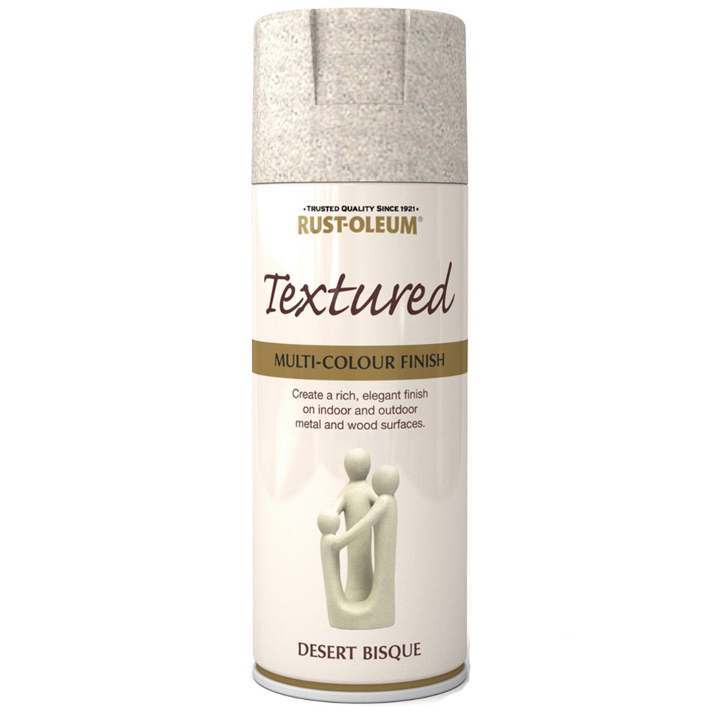 textured multi colour finish desert bisque spray paint 400ml ebay. Black Bedroom Furniture Sets. Home Design Ideas