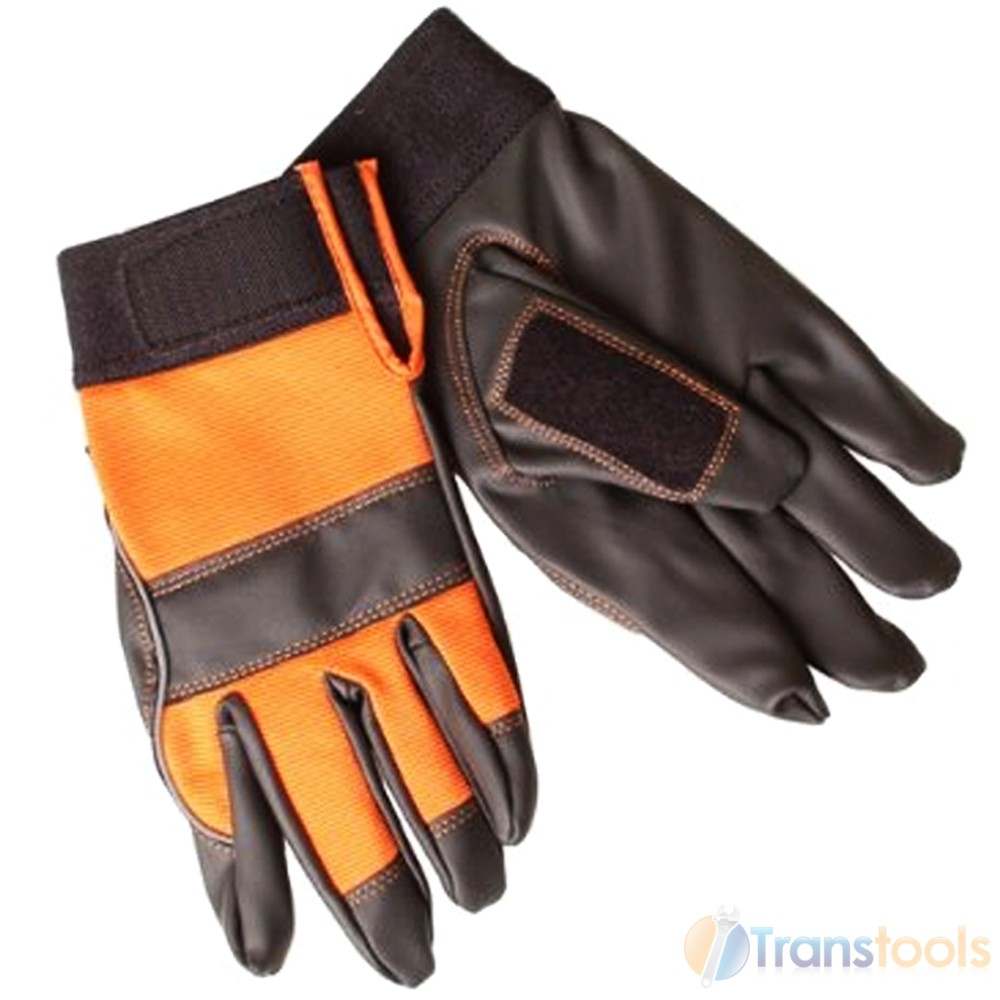 Ebay uk leather work gloves - Bahco Production Soft Grip Work Gloves Large