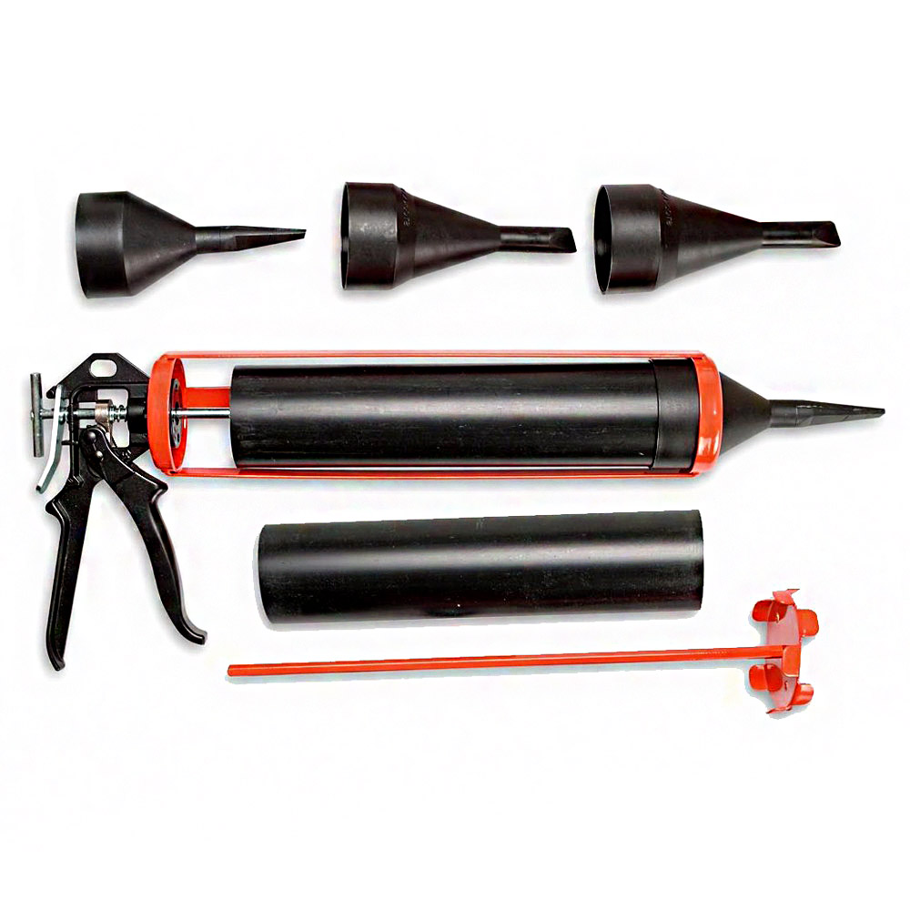 Details about Concept Pointing, Tile Grouting Applicator Gun + Paddle