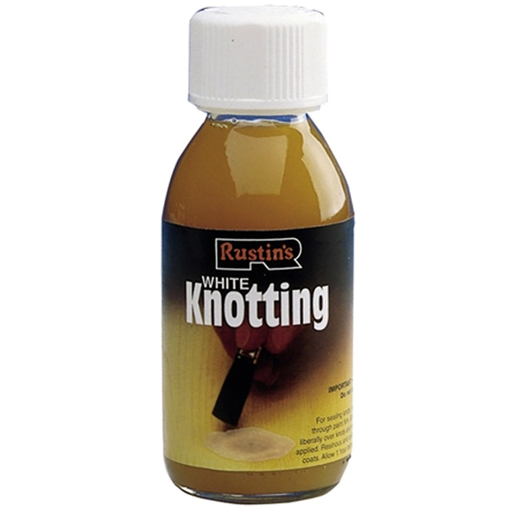 Knotting Solution For Water Based Paints