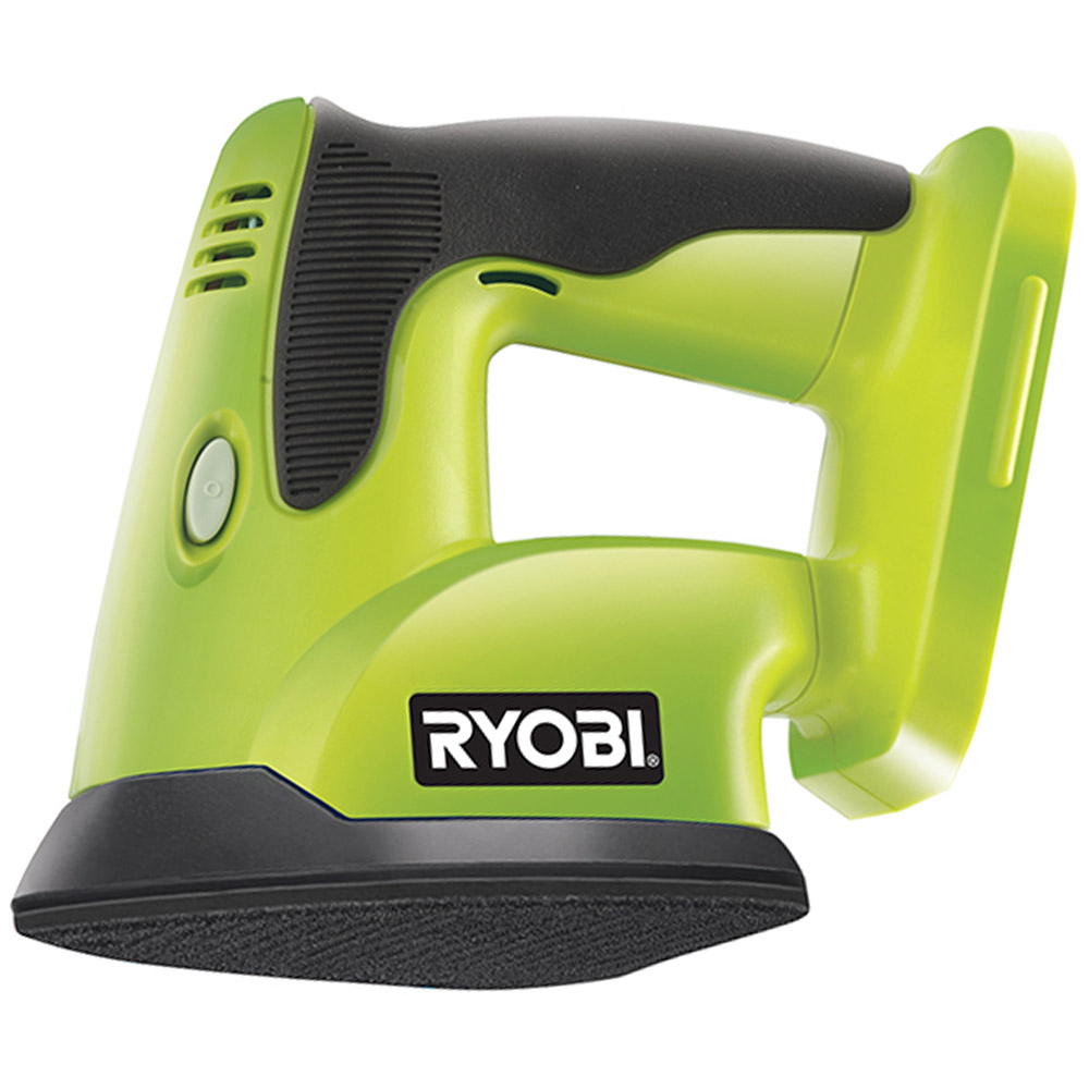 ryobi cordless 18v corner sander one plus ccc 1801m ebay. Black Bedroom Furniture Sets. Home Design Ideas