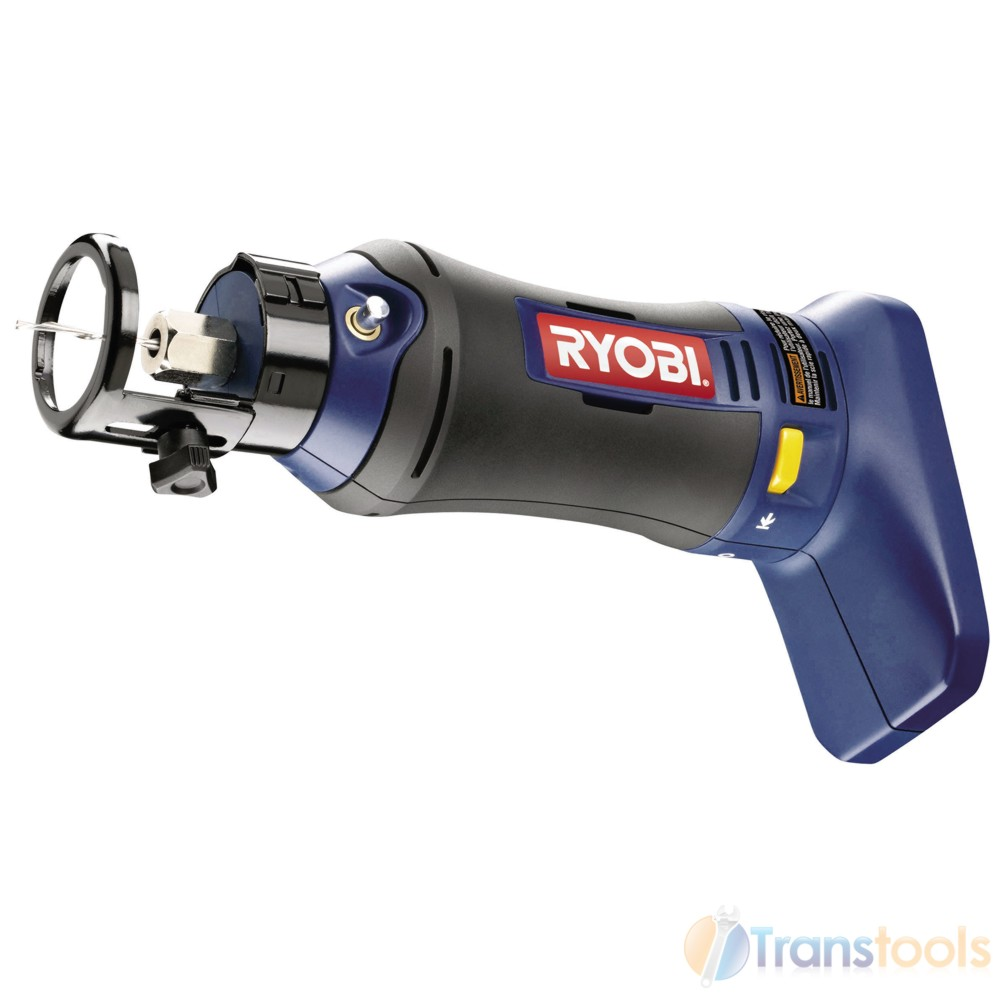 ryobi css 1801m 18v cordless spiral saw one plus rotary cutter naked tool only ebay. Black Bedroom Furniture Sets. Home Design Ideas