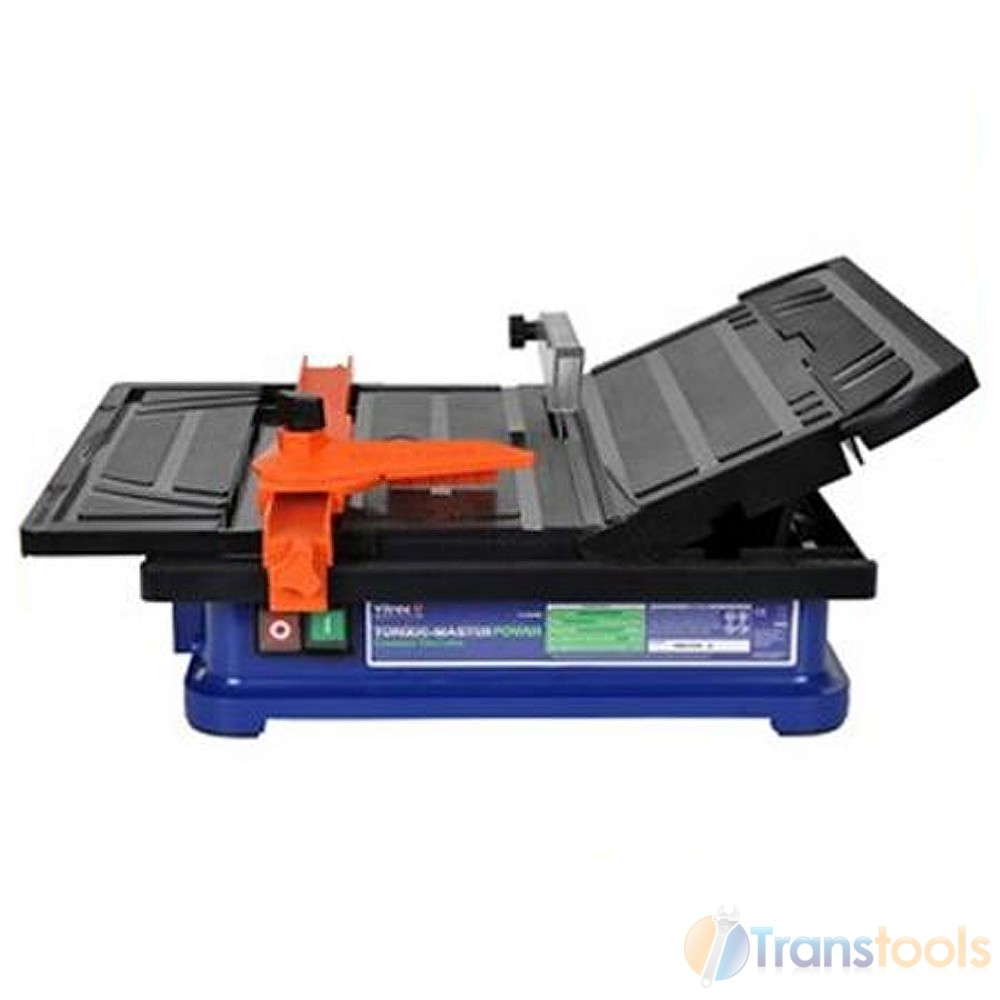 vitrex electric wet tile saw cutter with diamond blade. Black Bedroom Furniture Sets. Home Design Ideas