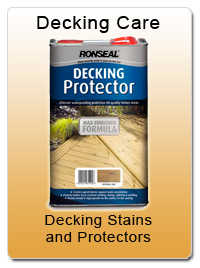 Decking Care - Decking Stains and Protectors