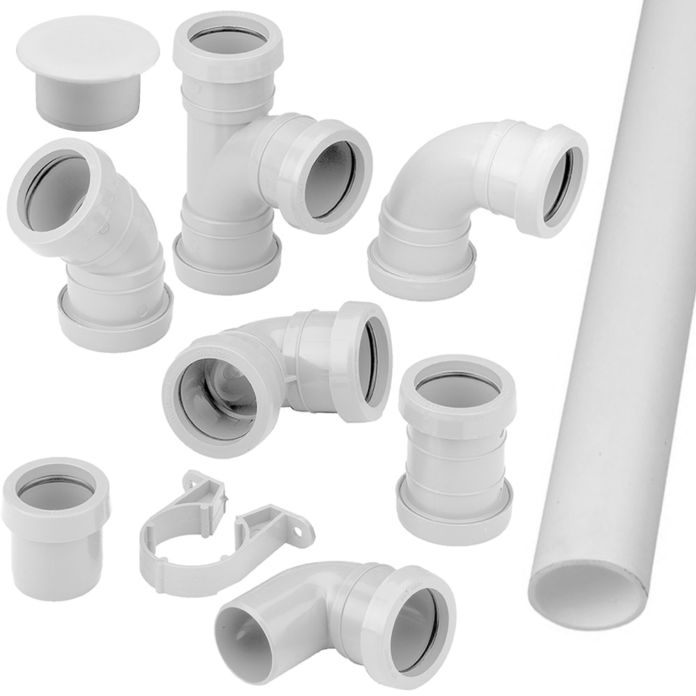 Kitchen Sink Pvc Waste Pipe Size