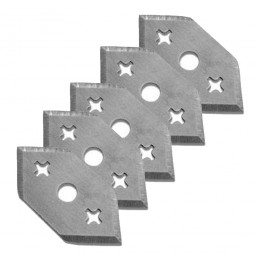 Quickcut Plasterboard Slide Cutting Blades - 5 Pack