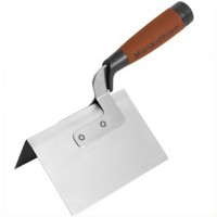 Marshalltown M25D Plastering Outside Corner Trowel Stainless Steel