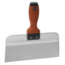 Marshalltown Taping Knife Stainless Steel Durasoft Handle 8in - 200mm