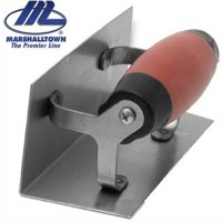 Marshalltown M65 Internal Corner Trowel Square Radius 150 x 64mm
