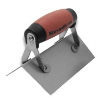 Marshalltown M68SSD Outside Corner Trowel Round Radius 150 x 64mm