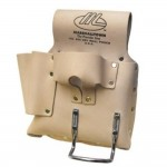 Marshalltown M805 Saddle Leather Tool Pouch