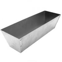 Marshalltown M813 Plastering Galvanised Bath Pan 12in - 300mm