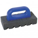 Marshalltown M840 Brickwork and Concrete Rub Brick 6in x 3in