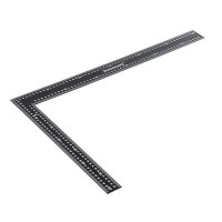 Silverline Carpenters Steel Framing Square 600mm x 400mm