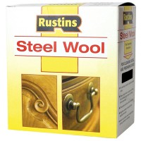 Rustins Steel Wire Wool Roll Super Fine Grade 000 - 150g