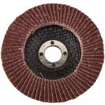 Silverline Abrasive Grinding and Finishing Flap Disc 100mm 60 Grit