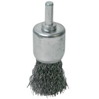 Silverline Rotary End Brush Drill 24mm