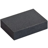 Silverline Foam Sanding Block Fine and Extra Fine