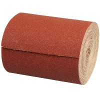 Silverline Aluminium Oxide Roll 60 Grit - 10 Metres
