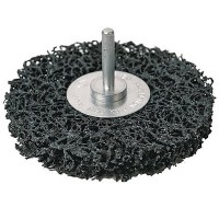 Silverline Polycarbide Rotary Abrasive Wheel 100mm / 4in