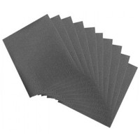 Silverline Wet and Dry Sanding Sheet 120 Grit - 10 Pack