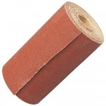 Silverline Aluminium Oxide Roll 80 Grit - 5 Metres