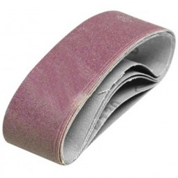 Silverline Cloth Sanding Belts 40mm x 305mm