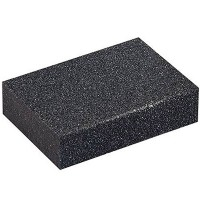 Silverline Foam Sanding Block Medium and Course Finish