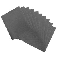 Silverline Wet and Dry Sanding Sheet 240 Grit - 10 Pack