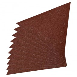 Vitrex Hook and Loop Triangular Sanding Sheet 280mm