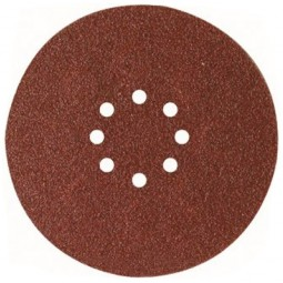 Vitrex Hook and Loop Sanding Disc 225mm 80 Grit - 10 Pack