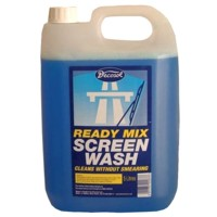Ready Mixed Screenwash - 5 Litre
