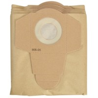 Einhell BT-VC1250S Vacuum Cleaner Replacement Dust Bags 5 Pk