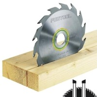 Festool PW16 Panther Circular Saw Blade All Types of Wood 16T 210mm