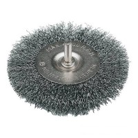 Silverline Rotary Wire Brush 75mm
