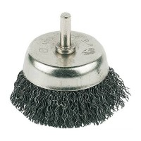 Silverline Rotary Wire Cup Brush 50mm