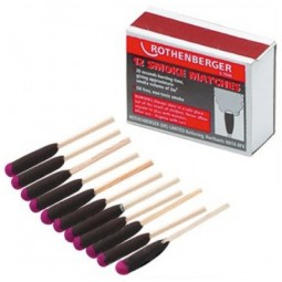 Rothenberger Smoke Matches - 12 Pack