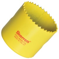 Starrett Deep Cut Bi Metal Holesaw 57mm