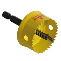 Starrett Smooth Cutting Holesaw With Arbor 38mm