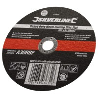 Silverline Metal Cutting Discs 300mm x 3mm x 20mm