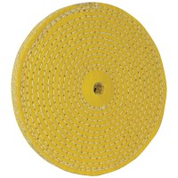 Silverline Sisal Buffing and Polishing Wheel - 150mm