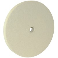 Silverline Felt Buffing and Polishing Wheel - 150mm