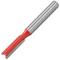Silverline 1/4in Straight Metric TCT Router Cutter 6mm x 20mm