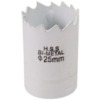 Silverline Holesaw Bi-Metal 25mm