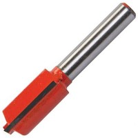 Silverline 1/4in Straight Metric TCT Router Cutter 12mm x 20mm