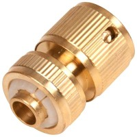 Silverline Brass Quick Connector