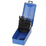 Silverline HSS Jobber Drill Bit Set - 25 Piece