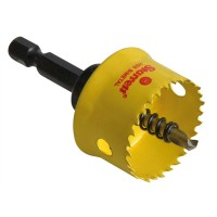 Starrett Smooth Cutting Holesaw With Arbor 30mm