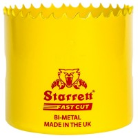 Starrett Fast Cut Bi-Metal Holesaw 17mm